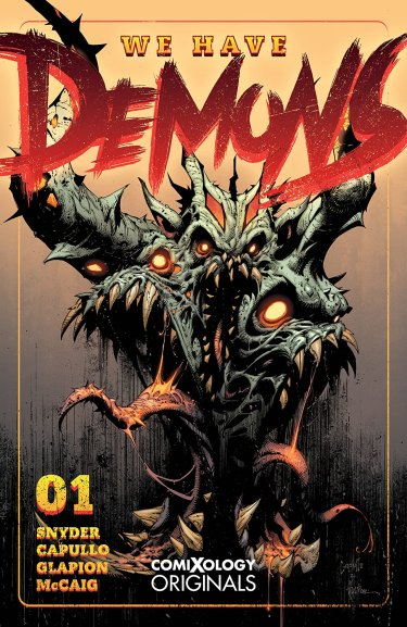 We Have Demons #1