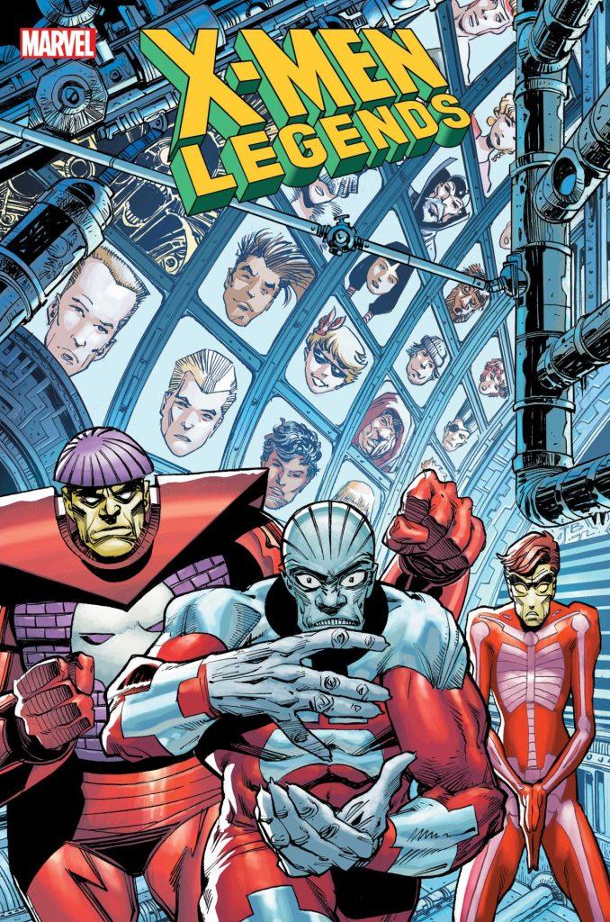 X-Men Legends #11