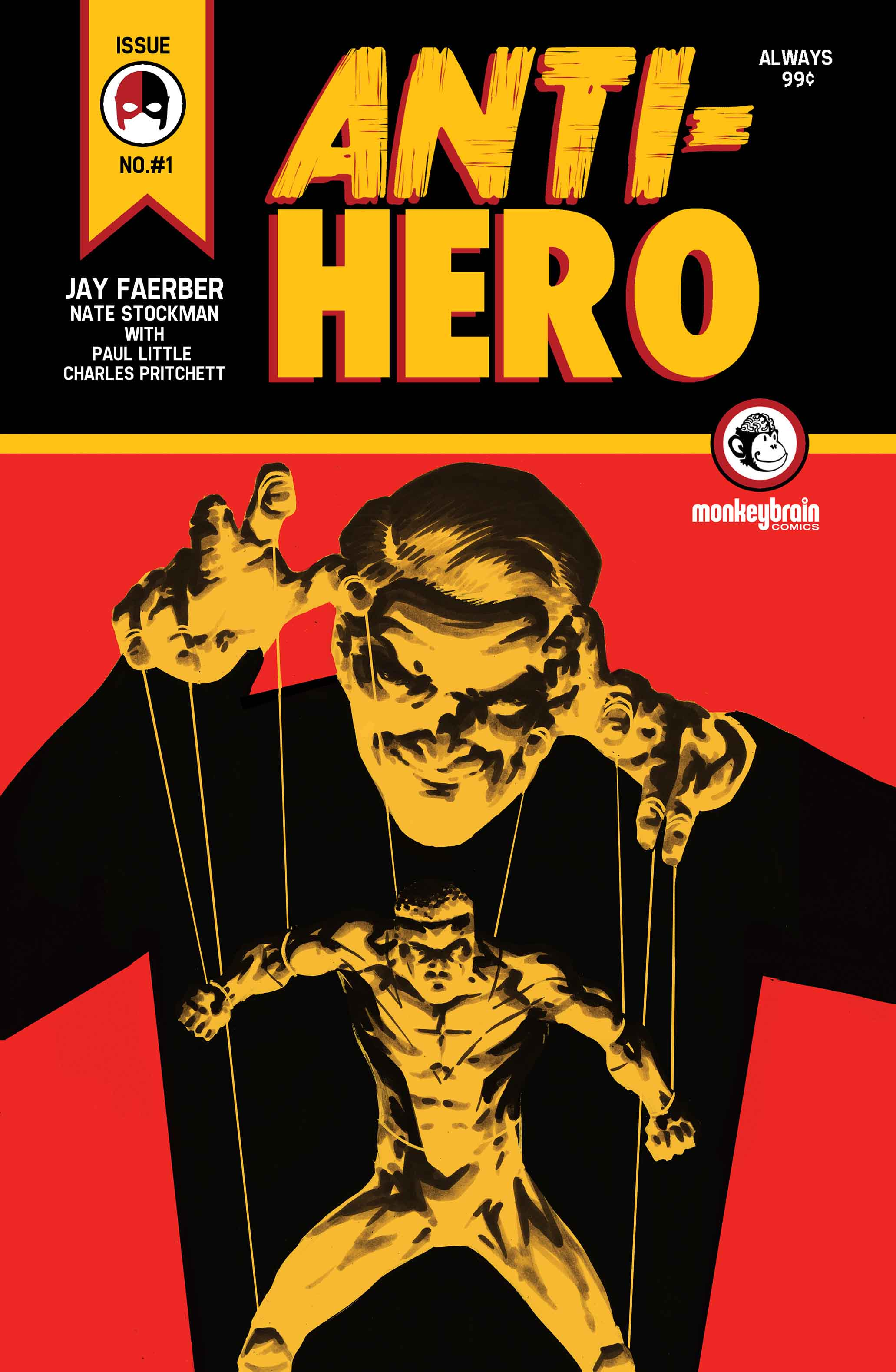 Preview Anti Hero 1 Graphic Policy