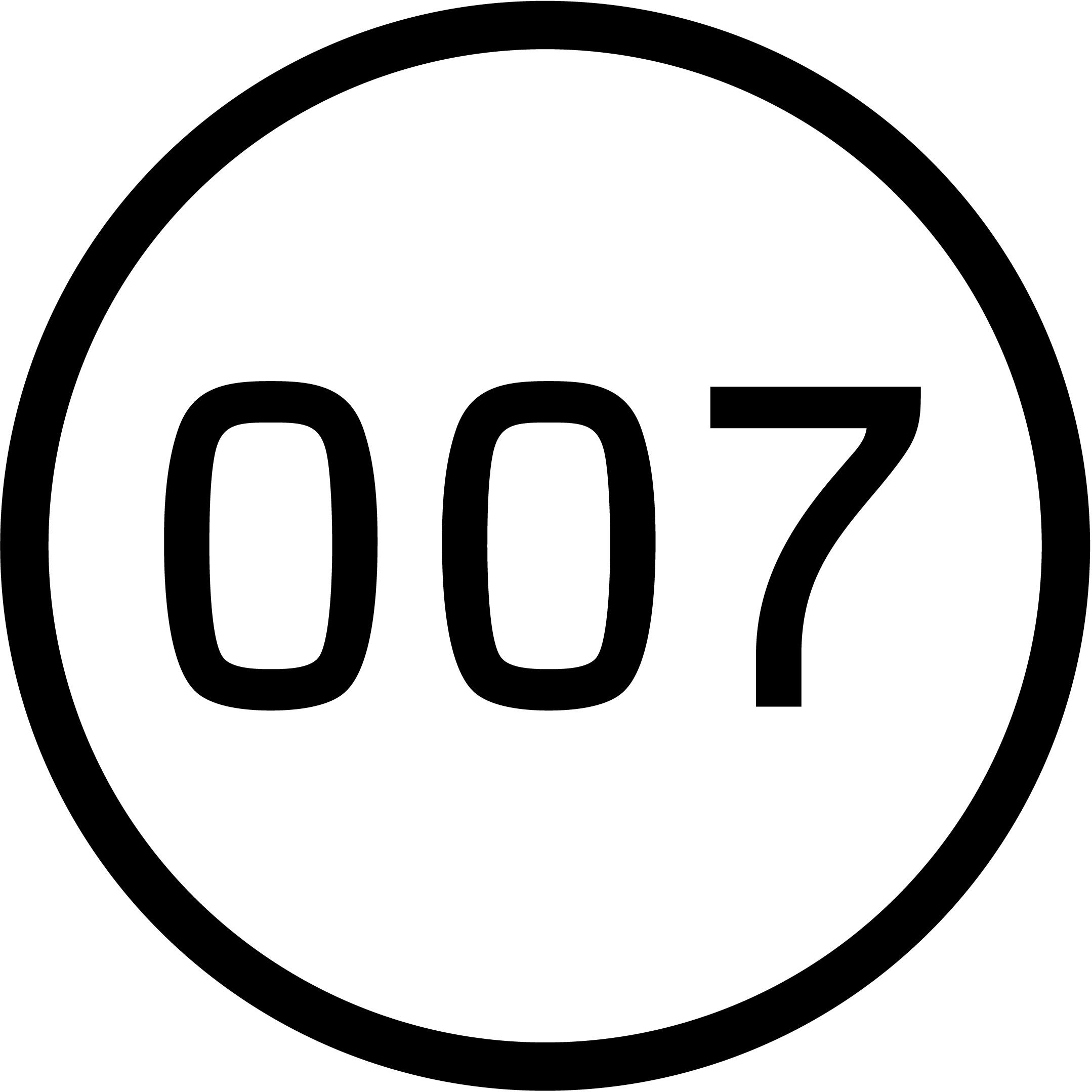 James Bond Goes Dynamite