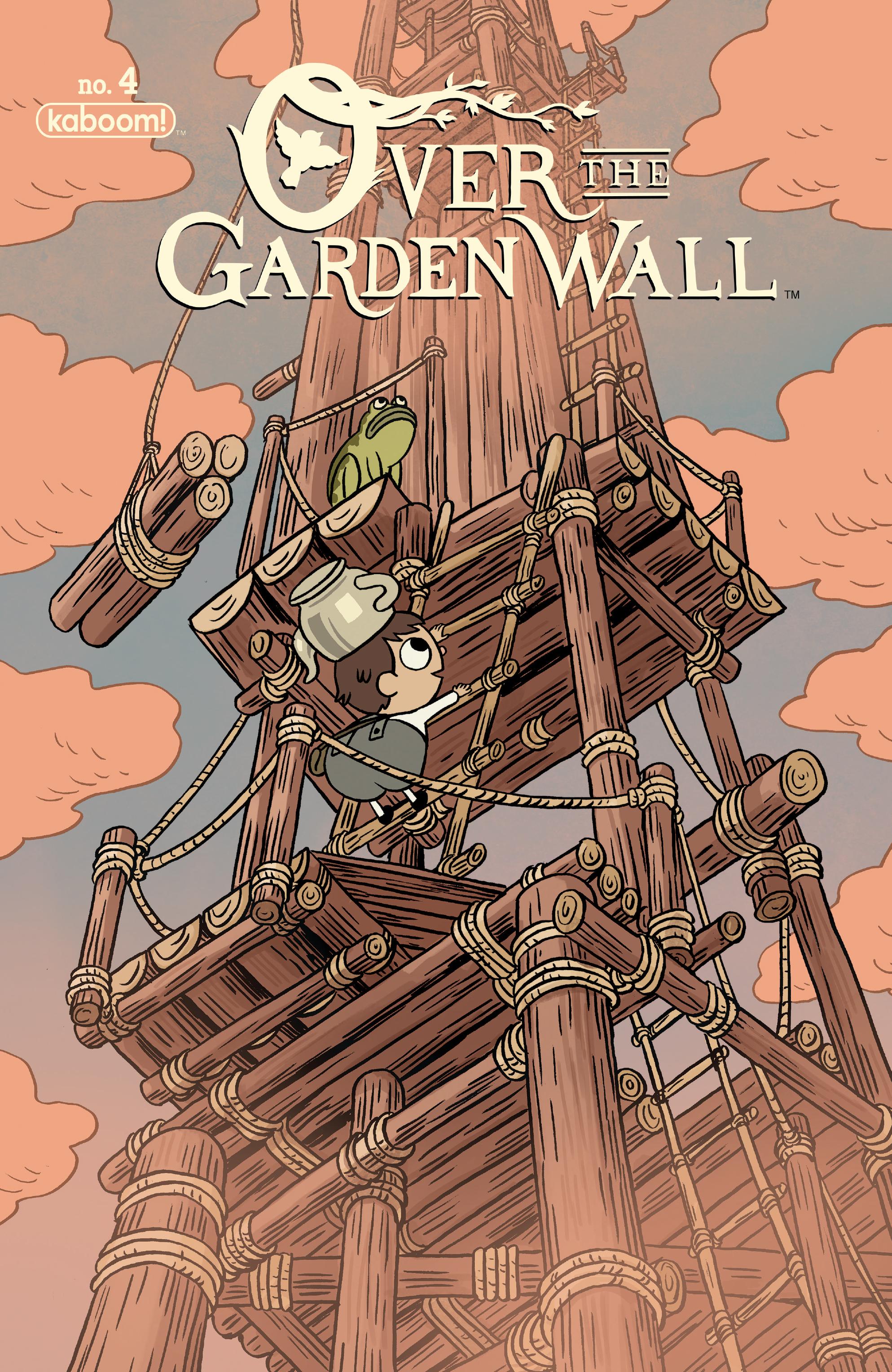 Pin de Pequeñita en Over the Garden Wall Más allá del