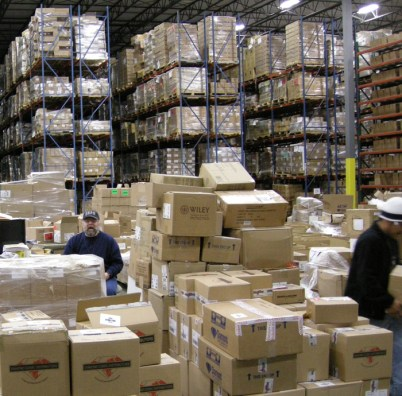 Massive amounts of product exceeded the Olive Branch warehouse's projected 2020 storage and order processing capacity by 2014