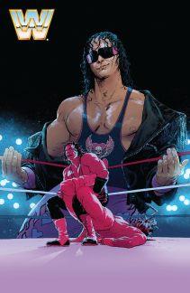 WWE #2-Forever Cover (Brett Hart)