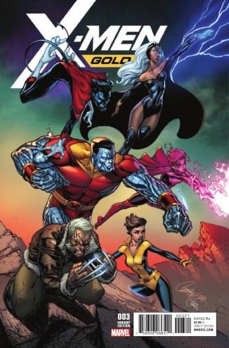 X-MEN GOLD #3-