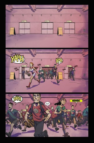 Vampblade Season 2 #3 Page 1
