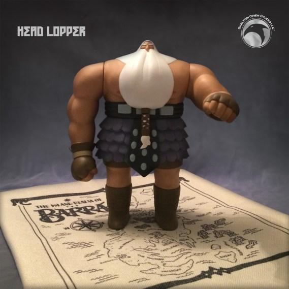 Head Lopper Norgal 1