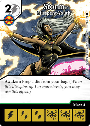 Marvel Dice Masters X-Men First Class 4
