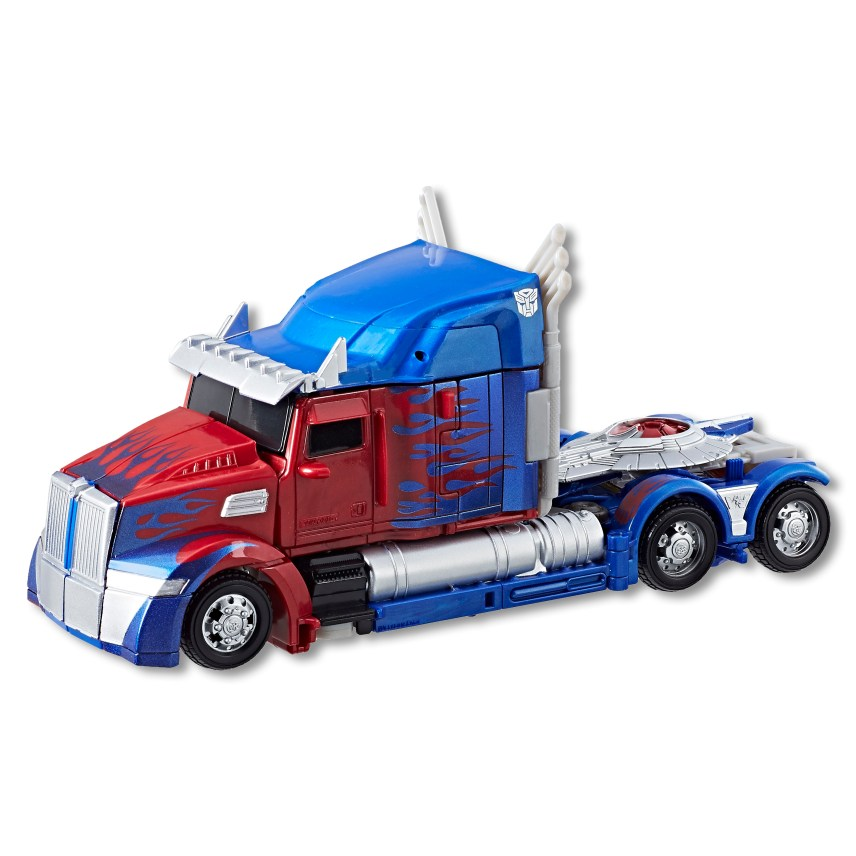 TRANSFORMERS THE LAST KNIGHT VOYAGER CLASS OPTIMUS PRIME Figure_Truck Mode