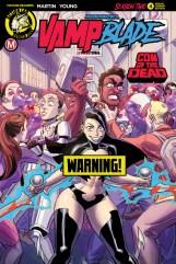 Vampblade Season 2 #4 Cover B
