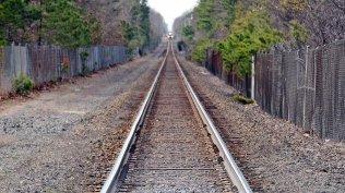 Train's a' Comin'