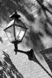 Lamp and shadows