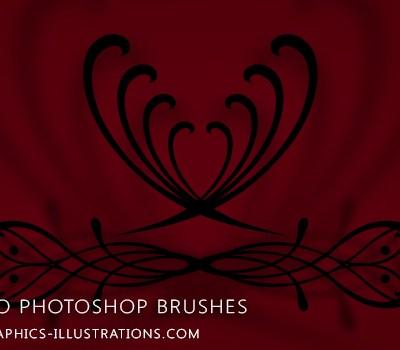 Tatoo Photoshop brushes