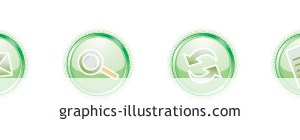 Web 2.0 vector Icons in .eps, .ai and .cdr Format – Free Download