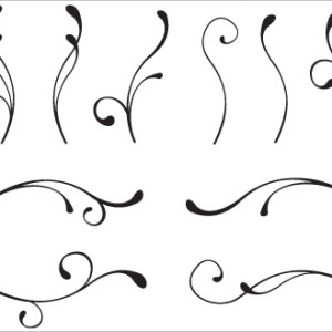 Free Download Adobe Illustrator Floral Brushes