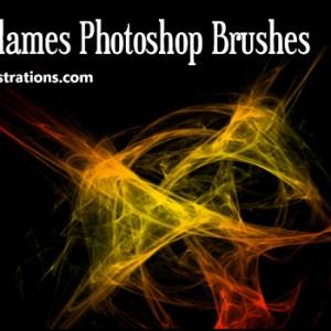 New Free Photoshop Brushes Set (Photoshop 7.0 Compatible)