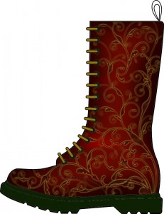 DrMartens Boot, Photoshop brushes