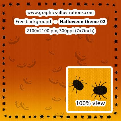 Free Halloween bgr