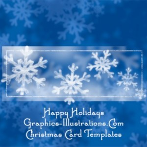 Photoshop Christmas Card Templates