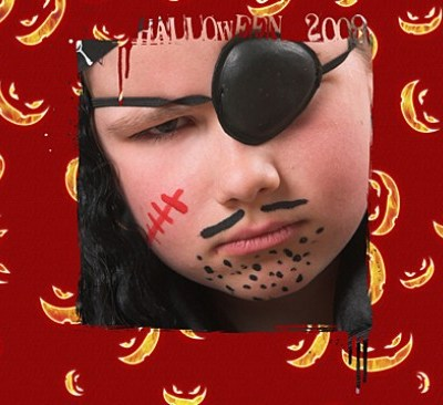 Halloween Photo Masks