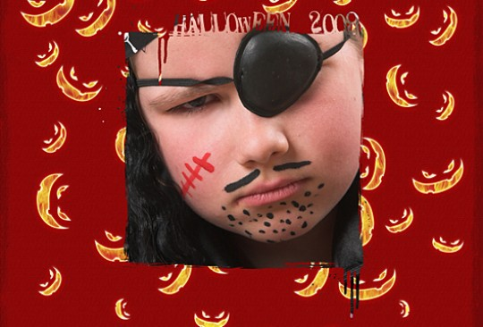 Halloween Photo Masks