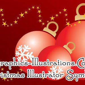 Adobe Illustrator Symbols: Christmas Set