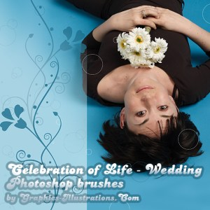 Celebration of Life – Wedding Photoshop brushes