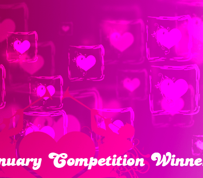 January Competition Winners