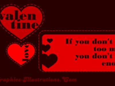 Valentine's Day on Graphics-Illustrations.Com