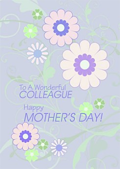 Mother's Day Greeting Cards by Cherie