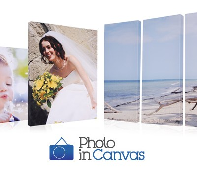 Photo in Canvas