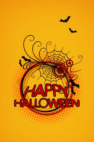 Halloween Wallpaper (iPhone 3/4/4s)