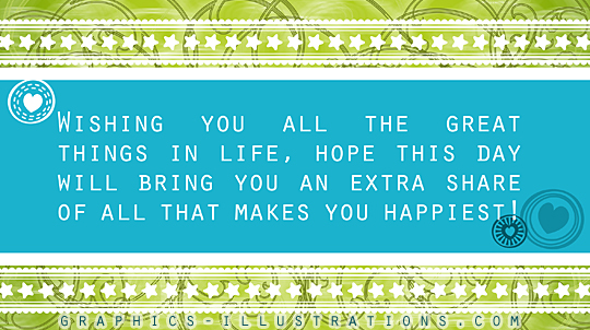 Printable Happy Birthday Card - Free Photoshop Graphic