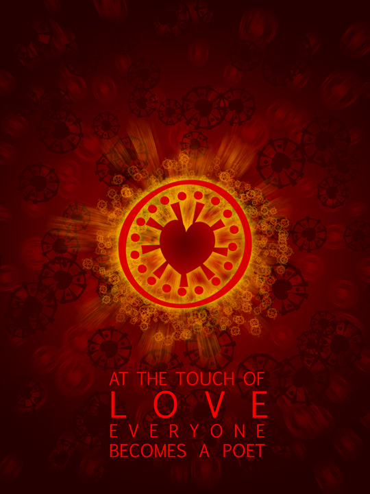 Love Card, Design Template