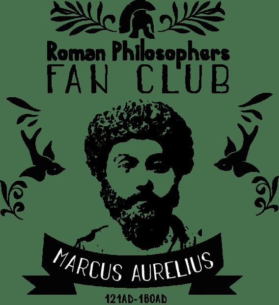 Marcu Aurelius Fan Club Logo