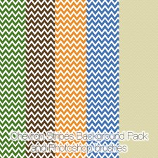 Chevron Stripes Background Pack