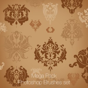 Photoshop brushes mega pack