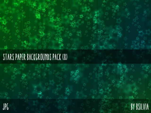 Stars Backgrounds Pack