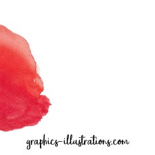 Watercolor Poppies Clip Art Set – Free Download