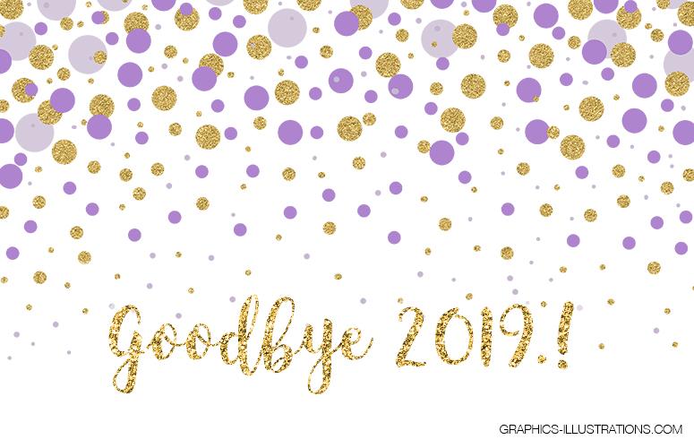 Goodbye 2019.!