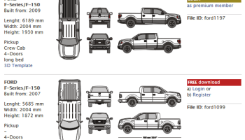 Vehicle Template Search Updated And Older Templates Available For Free Download