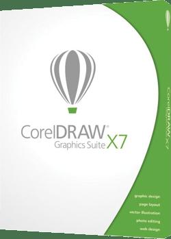 CorelDRAW Graphics Suite X7 Box