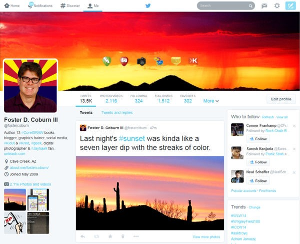 Twitter Profile Update Now Available to All