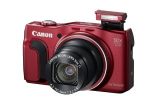 Zoom In Tight With Canon PowerShot SX700 HS Digital Camera