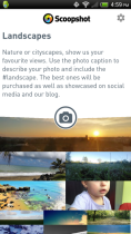 Monetize Your Mobile Photos With Scoopshot