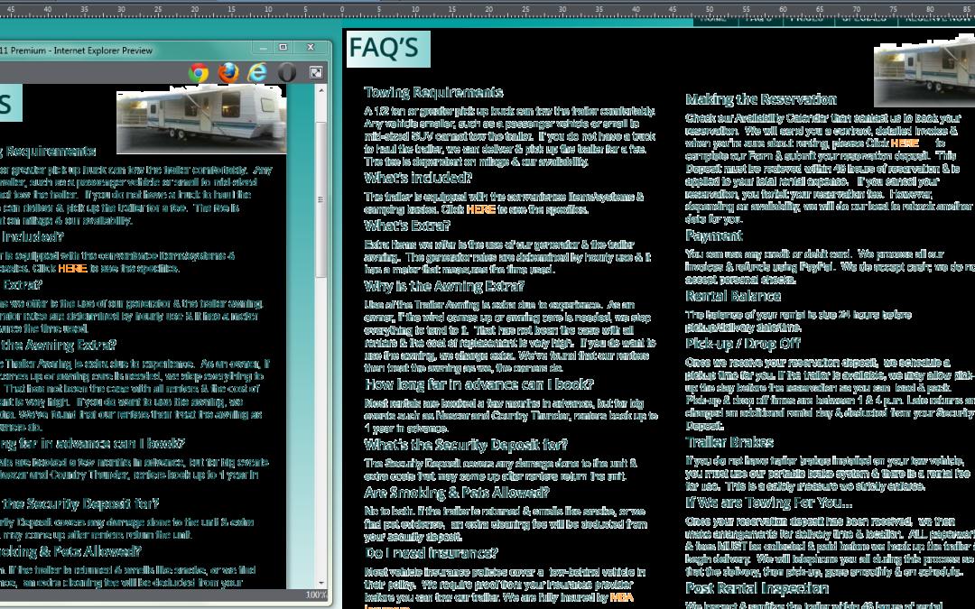 Review of Xara Web Designer 11 Premium