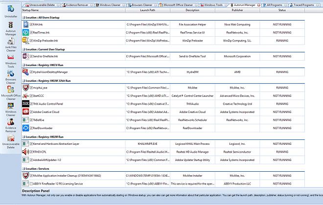 Kurt Reviews Revo Uninstaller Pro version 3.1.2