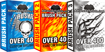 CorelDRAW Brush Packs Moved, Price Lowered