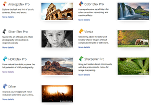 Google Makes Nik Collection of Photoshop Plugins Free