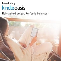Kindle Oasis Closest Ebook Reader To Real Book