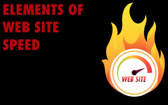 The Many Elements Involved in Web Site Speed